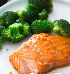 Garlic-Honey-Glazed-Salmon-7
